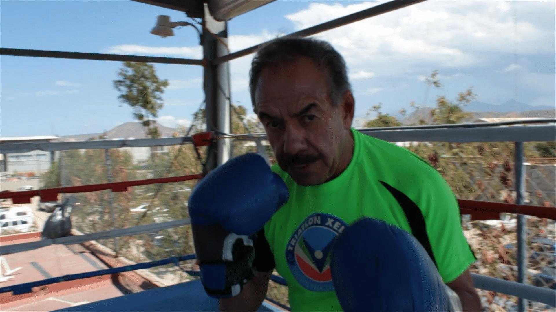 Alejandro Samperio - La Paz, Baja California Sur