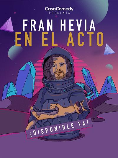 Fran Hevia: En el acto