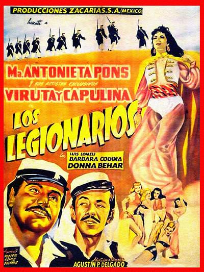 Los legionarios